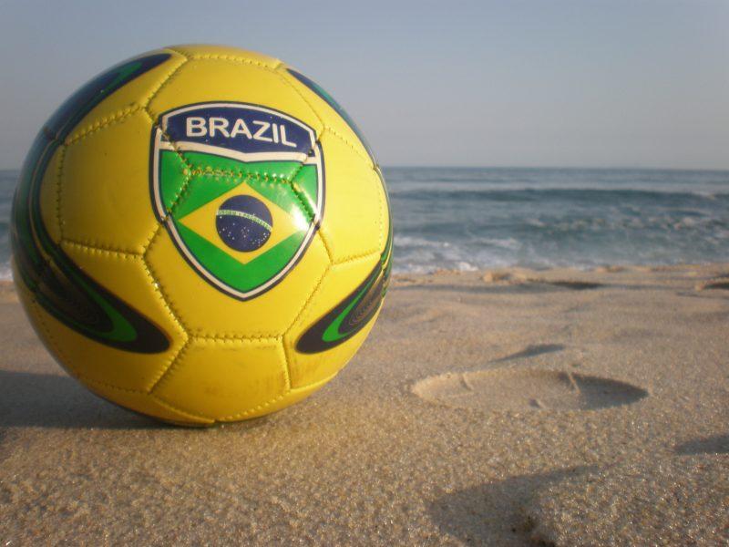 Futbols Brazīlijā