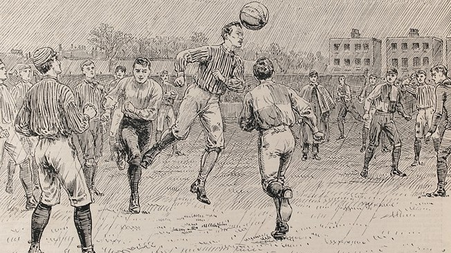 Futbola vēsture